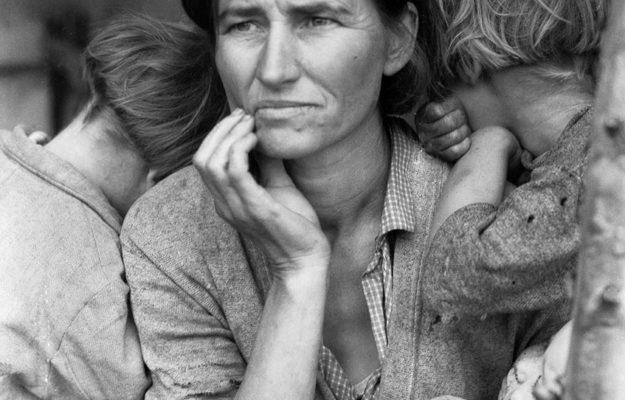 Dorothéa Lange, politiques du visible.