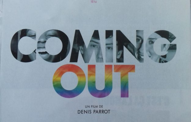 Coming out, Denis Parrot