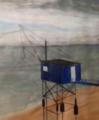Les pêcheries de St Nazaire
