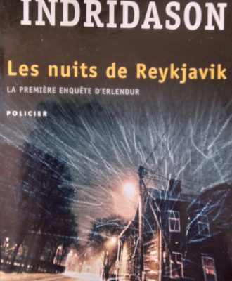 Les nuits de Reykjavik – Arnaldur Indridason